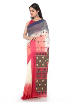 cotton silk saree for women